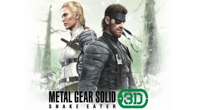 Metal Gear Solid Snake Eater 3D CIA - USA & EUR - http://www.ziperto.com/metal-gear-solid-snake-eater-3d-cia-usa-eur/