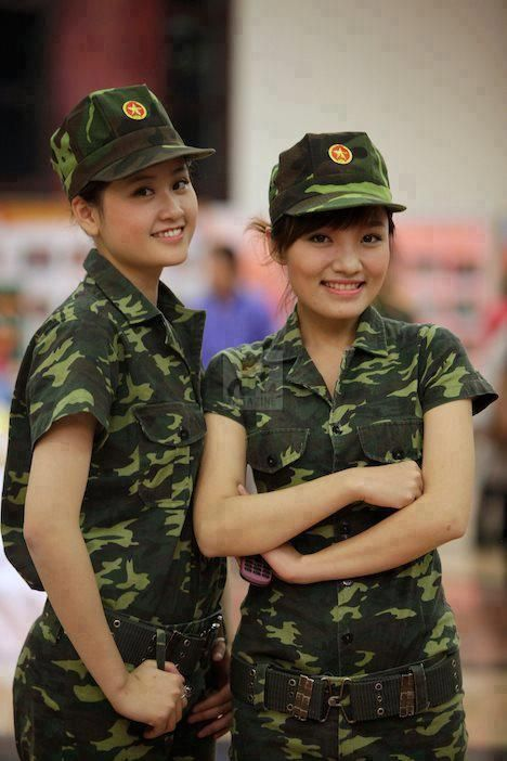 North Vietnamese Soldier Uniform
