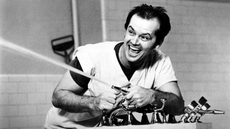 One Flew Over the Cuckoo's Nest - Milos Forman