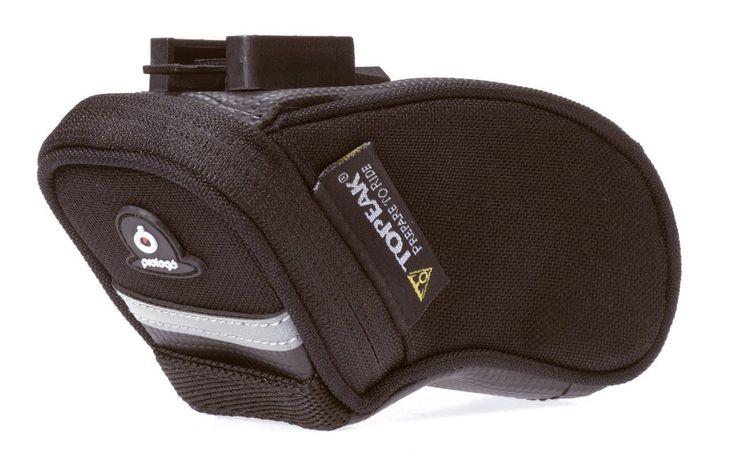 Prologo U-Bag Bike Saddle Bag - Large 0.4L - Black