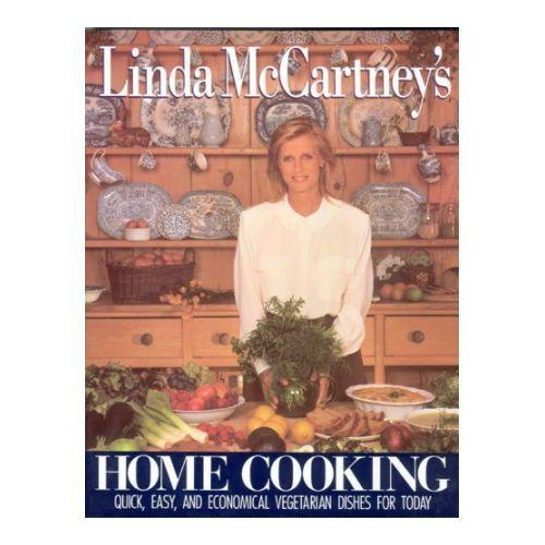 Linda McCartney's Home Cooking Linda McCartney's Home Cooking 1989 http://veggiepeople.ru/node/2984  #книги