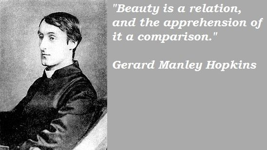 the analysis of poetry by gerard manley hopkin s carrion comfort Carrion comfort, not feast on let us find you another essay on topic poetry analysis of the windhover by gerard manley hopkins for free.