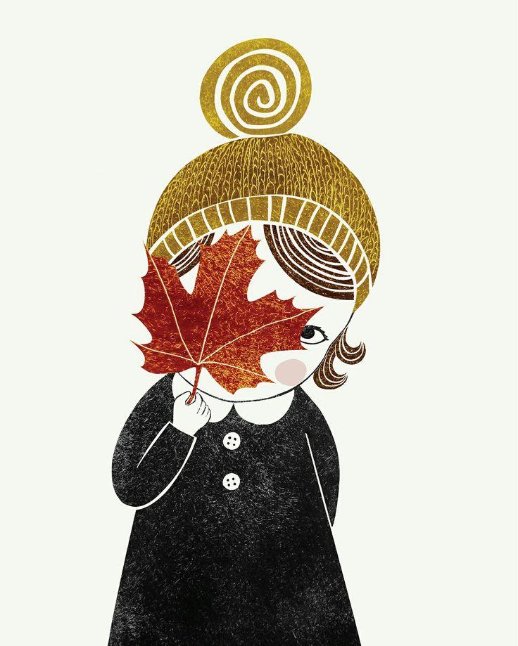 Autumn girl