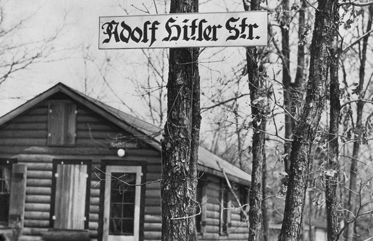 American Nazis in the 1930s—The German American Bund - The Atlantic