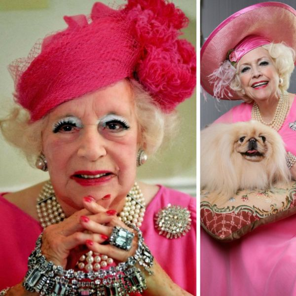 Dame Barbara Cartland always a vision in pink was a quintessential English eccentric whose own life was not quite as pristine pure as those of her heroines in the over 723 romantic novels that she churned out.