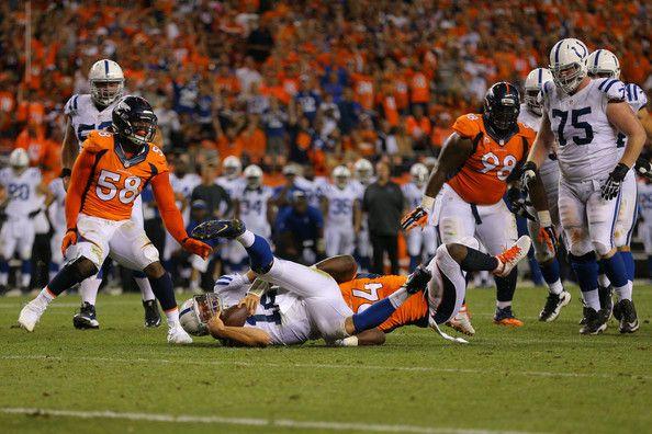 NFL Week 9 Betting, Free Picks, TV Schedule, Vegas Odds, Denver Broncos vs. Indianapolis Colts, November 8th 2015