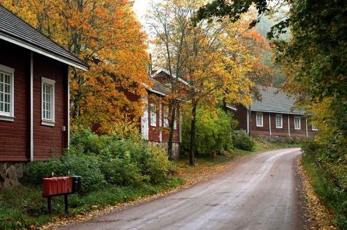 Rauma; Kauttuan Ruukinpuisto