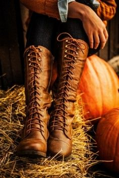 Lace Up Tall Boots                                                                                                                                                      More