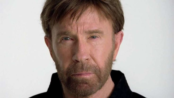 30+ Celebrities Who Are Born-Again Christians - Actor Chuck Norris is a born-again Christian and he has written several Christian books. He supports incorporating Bible studies into public schools.