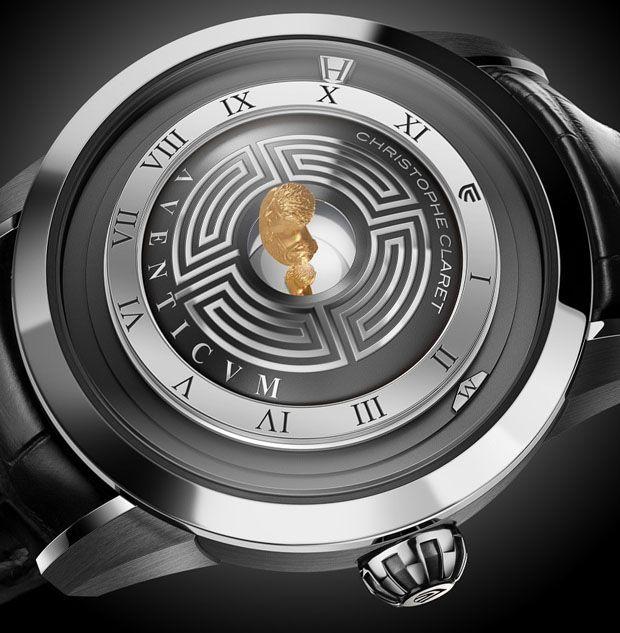 Behold the Christophe Claret Marcus Aurelius Hologram Watch - Best Watches 2015 - Esquire
