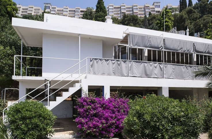 la villa e 1027 cap moderne eileen grey pinterest cap d 39 agde frances o 39 connor and villas. Black Bedroom Furniture Sets. Home Design Ideas