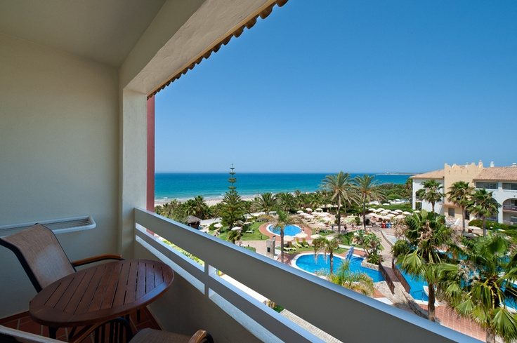 Vistas al mar desde la habitación a Fuerte Conil-Costa Luz | Sea views from the room | #Spain #holiday
