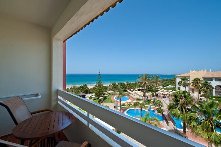 Vistas al mar desde la habitación a Fuerte Conil-Costa Luz