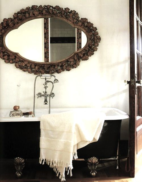25 best ideas about ornate mirror on large 13867