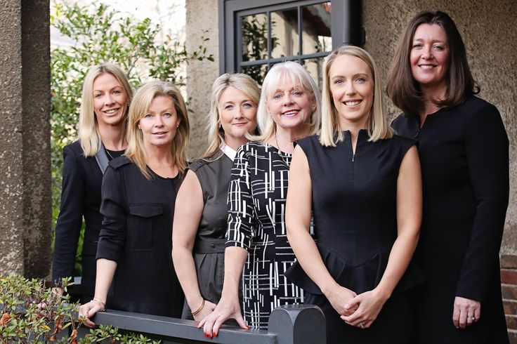 The Maîson team 2017 - women in Real Estate