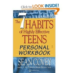 The  Habits Of Highly Effective Teens Personal Workbook