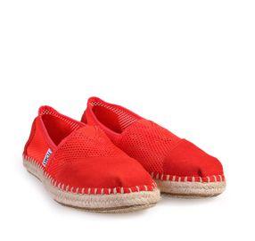 ΓΥΝΑΙΚΕΙΕΣ ΕΣΠΑΝΤΡΙΓΙΕΣ CLASSIC SEASONAL (10004941) TOMS SHOES (RED)