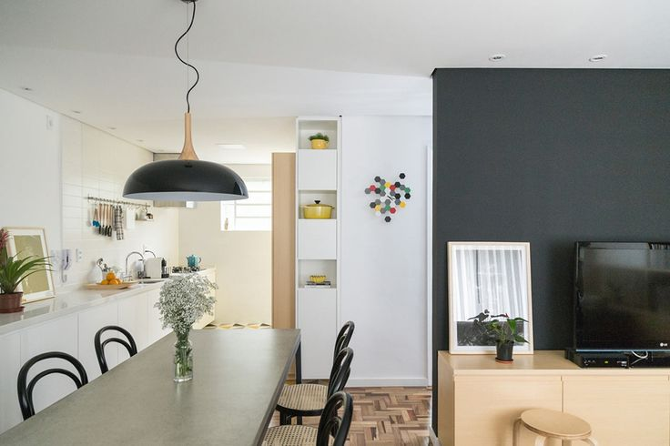 Apartment in south Brasil for a young couple