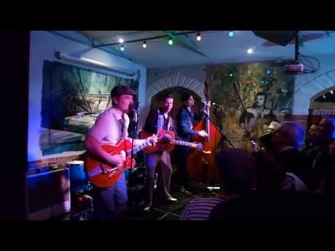 I can do no wrong -  Ghost Highway french rockabilly band - YouTube - Pretty standard stuff for a dance hall, but decent