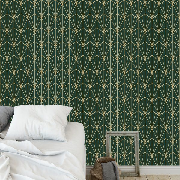 Spruce Up Your Wall Space With Their Premium Removable Satin Peel And Stick Wallpaper Panel Perfec Wallpaper Panels Peel And Stick Wallpaper Vinyl Wall Panels