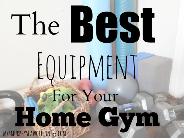 Best home fitness equipment images on pinterest