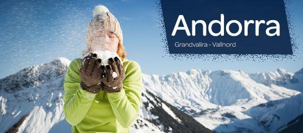 Ofertas de Nieve en Andorra