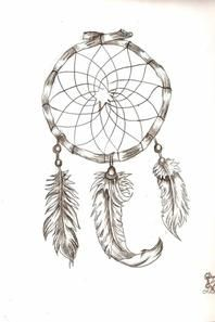 Dessins Special Attrape Reves Dreamcatchers Pinterest