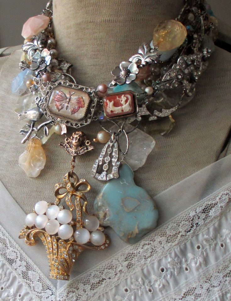 The French Circus Vintage Jewelry com