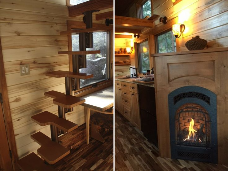 usually under 500 square feet. | Tiny house examples | Pinterest | Stone cottages