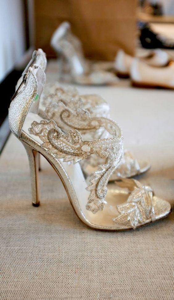 Trendy buty ślubne 2016