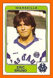 Old School Panini: Finale de la coupe de France 1986 : Bordeaux - Marseille