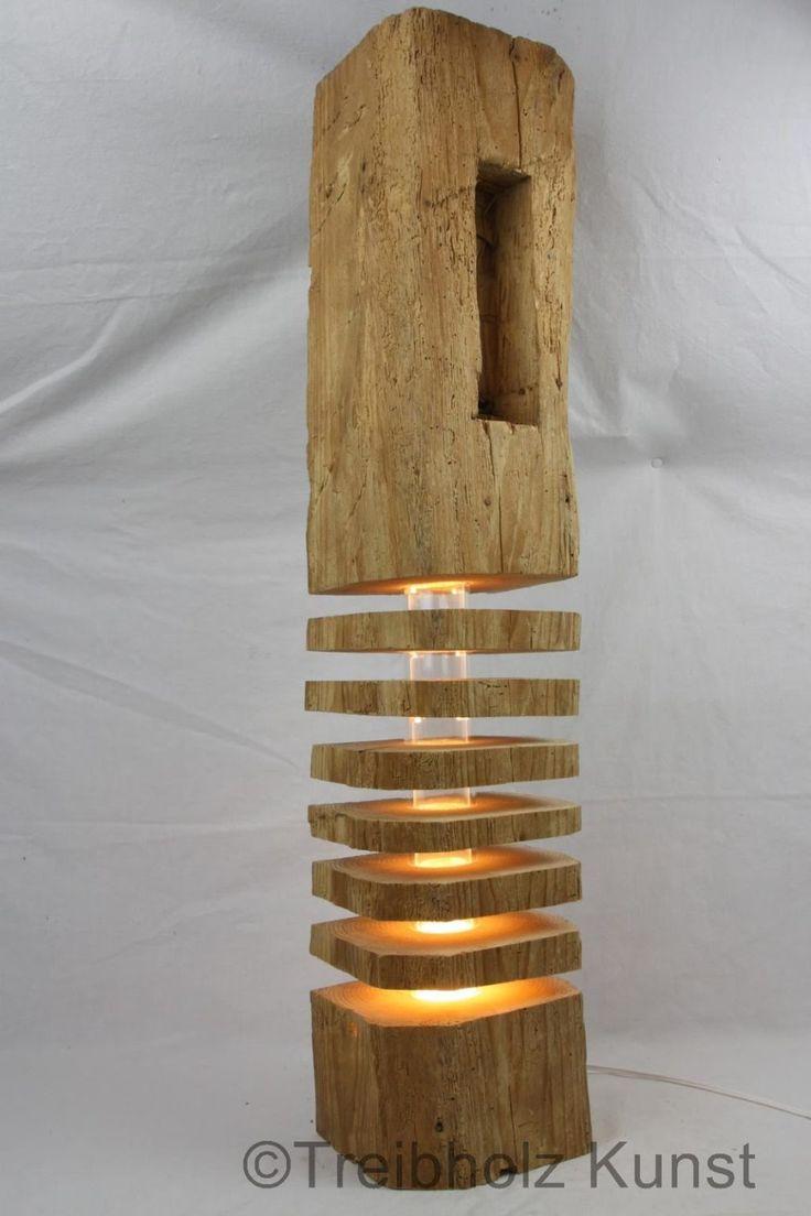 10 einzigartige Treibholzlampen zum selber bauen. …