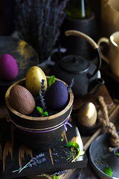 Пасхальный десерт - от простого к сложному - Andy Chef - блог о еде и путешествиях, пошаговые рецепты, интернет-магазин для кондитеров