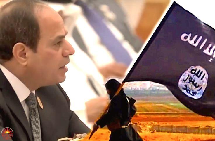 Speaking at the high profile Arab Islamic American Summit in Riyadh, Saudi Arabia, president of Egypt Abdel Fattah el-Sisi made comments directly to Mr. Trump and Saudi King Salman.