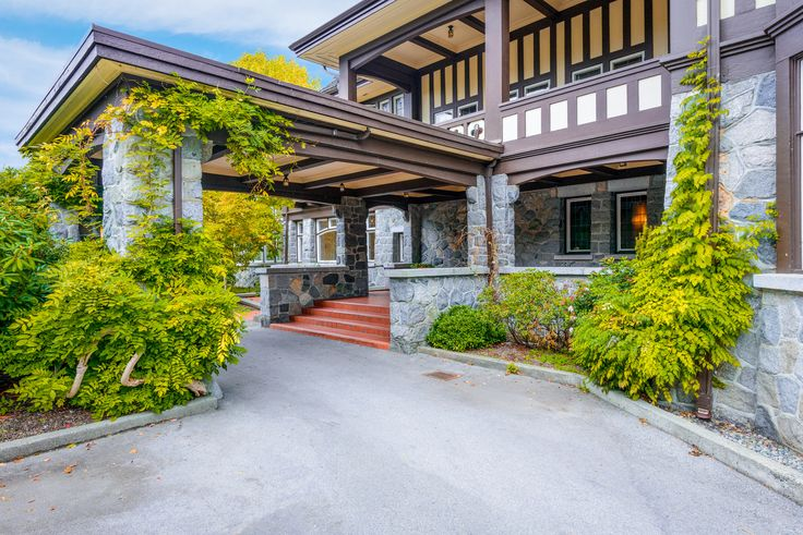 Main entrance to house http://cecilgreenpark.ubc.ca/   #weddings #vancouver #venues