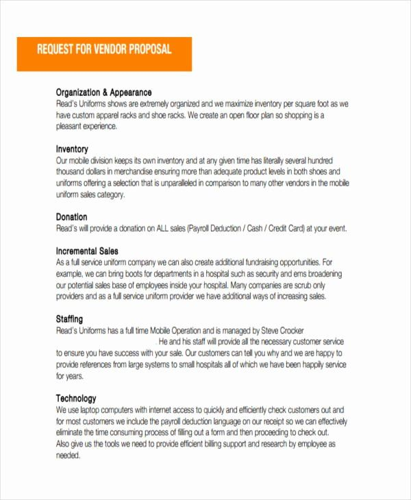 Simple Request For Proposal Example Best Of Free 31 Request For Proposal Examples In Pdf Request For Proposal Proposal Example Proposal