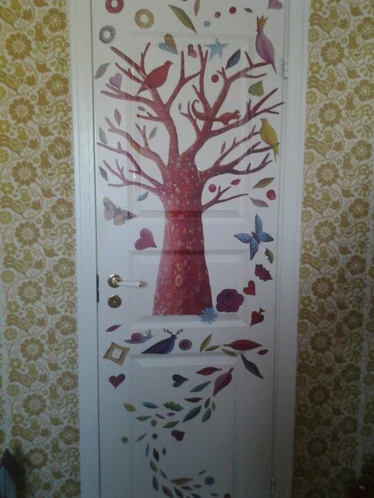 Door to fairytale