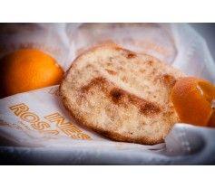 Torta de Aceite con Naranja de Sevilla Inés Rosales