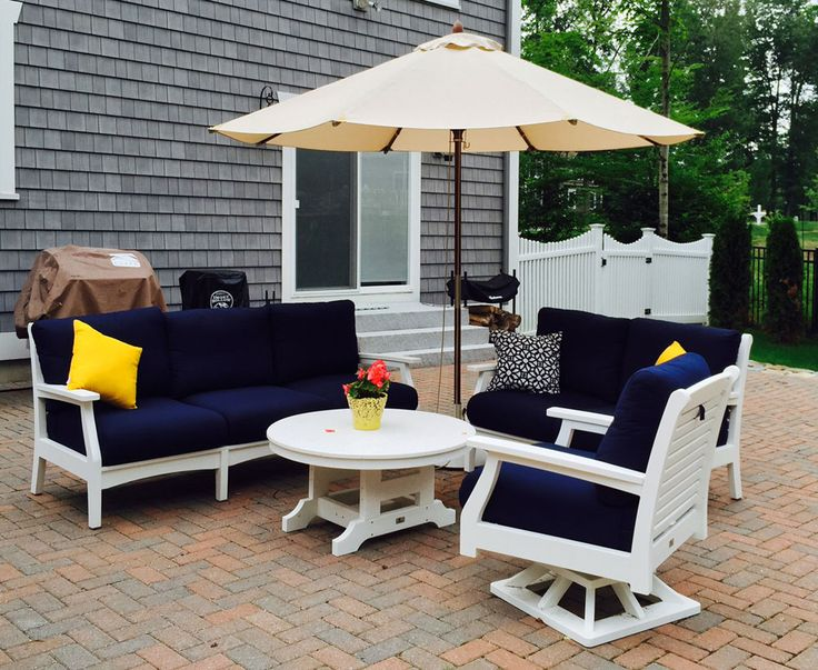 Kloter Farms Poly Outdoor Furniture And Upholstery Will Not Only Enhance  Your Backyard Living Experience,
