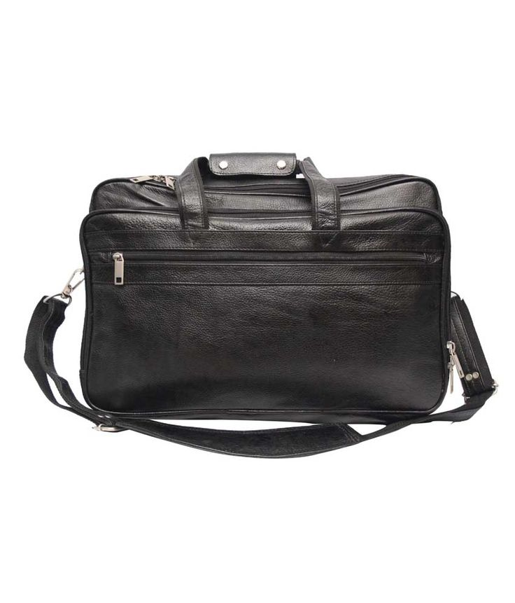 Loved it: Comfort Black Leather Expandable 17 inch Laptop Messenger Bags, http://www.snapdeal.com/product/comfort-black-leather-expandable-17/699847836