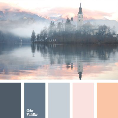 color of an orange sunset, color of sky at sunset, colors of sunset on the lake, combination of soothing colors for bedroom, dar blue-gray color, dark gray-dark blue color, peach color, shades of dark blue-gray
