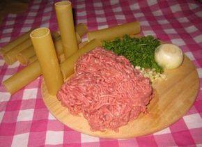 Cannelloni mit Hackfleisch-Füllung - Rezept - kochbar.de