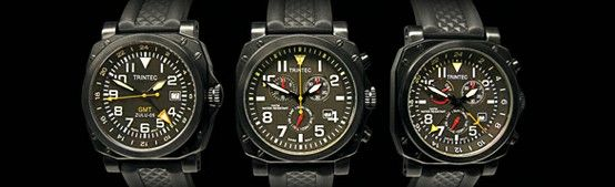ZULU-05 Series Aviator Watches! Built for pilots, by pilots... www.trintec.com