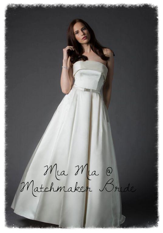 Orla by Mia Mia @ Matchmaker Bride