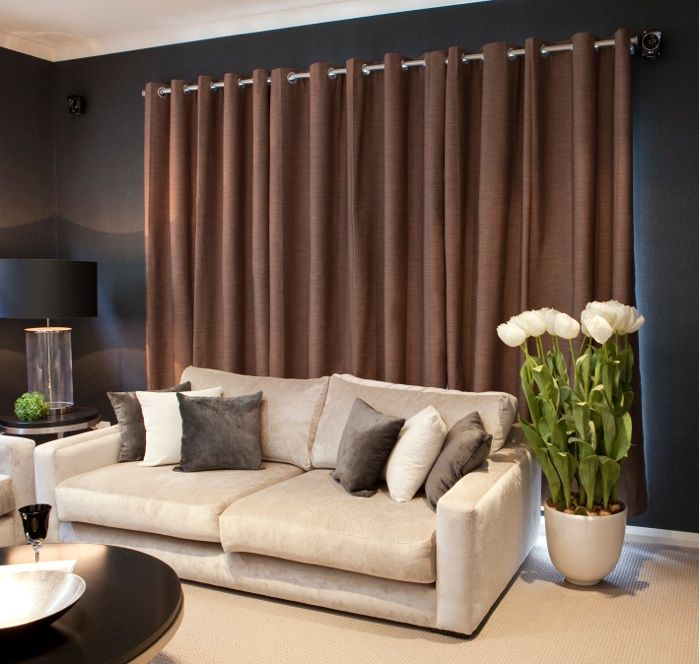 best 25 brown curtains ideas on window drapes