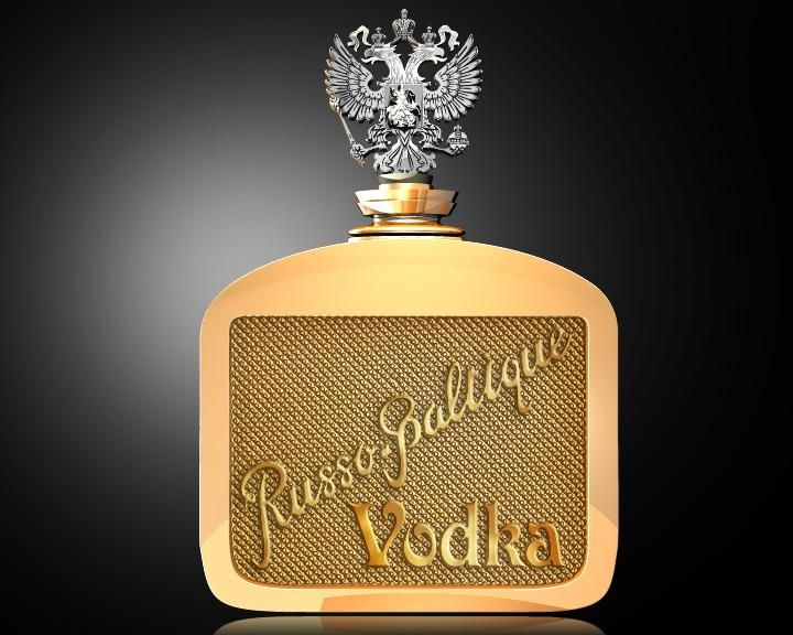 Russo-Baltique Vodka Price: $ 1.3 million. This is absolutely not a round you want to pick up the tab for-because a single singular container of Russo-Baltique Vodka, yes vodka, has a shocking cost of approximately $ 1.3 million. I recognize we covered this last year, but we are still amazed and felt an obsession (and potentially revulsion) to revisit the topic. Exactly what could we claim, money captivates us. Most Expensive Vodka Brands