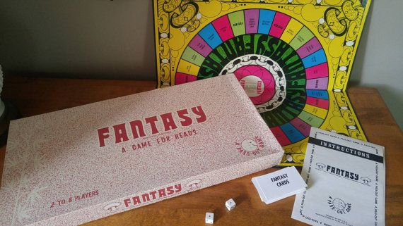 """This """"mind expanding"""" game found its way to a new home. I can only imagine how much they've had playing it."""