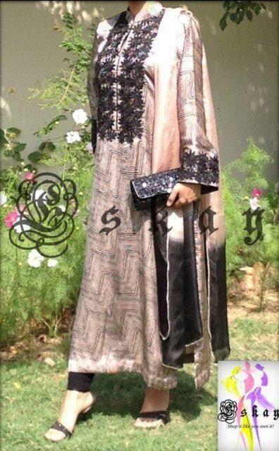 Eskay Semi-Formal Wear Collection 2013 For Women