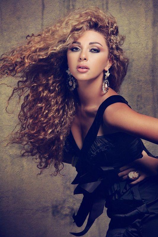 Самая красивая ливанская арабка певица Мириам Фарес / Myriam Fares фото