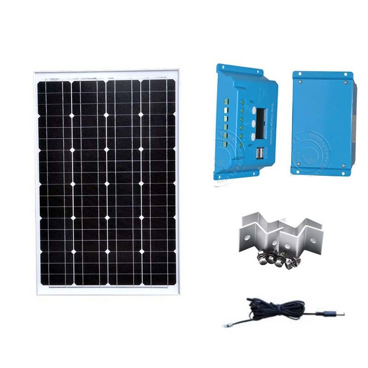 >> Click to Buy << Free Shipping Solar Kit Zonnepaneel 12 Volt 60 Watt Solar Light Solar Battery Fountain Solar Controller 10A PV Cable Z Bracket  #Affiliate